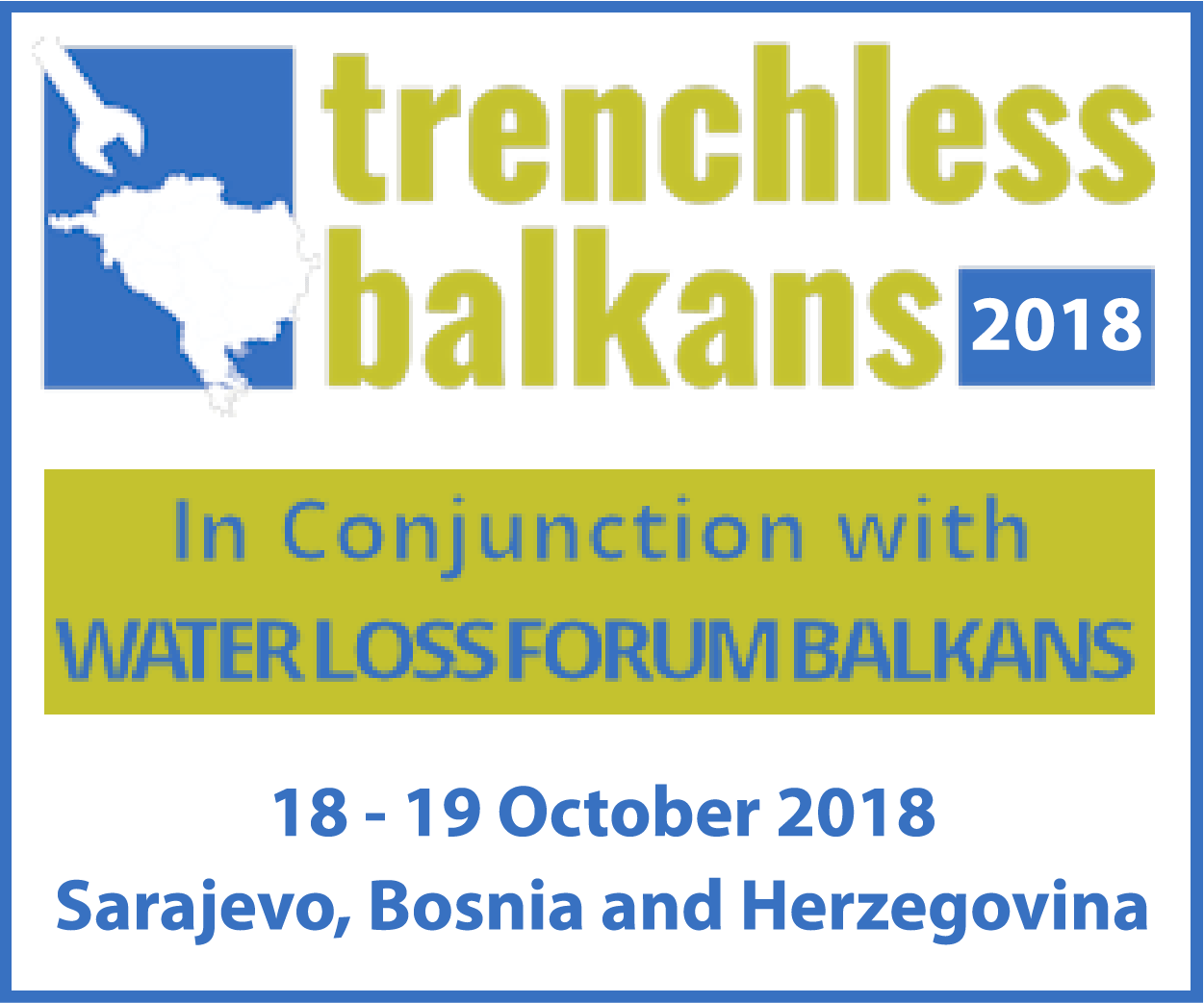 Trenchless Balkans 2018